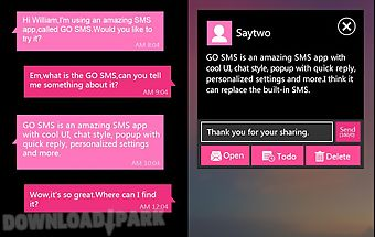 go sms pro wp8 popup themeex android app free download in apk