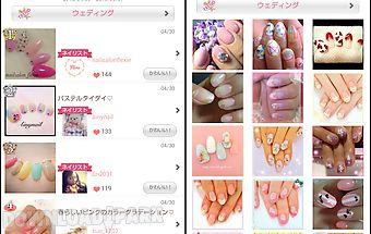 Nailap -share cute nail arts
