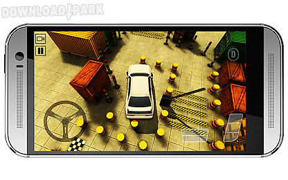 car driver 4 (hard parking)