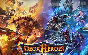 Deck heroes: düello