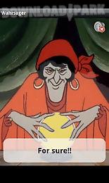 fortune teller (oracle)