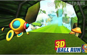 3d ball run