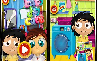Baby day care - kids game