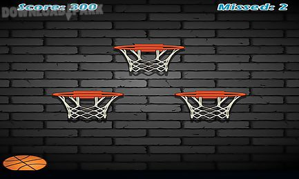 basketball shoots