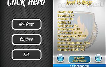 Click hero rpg