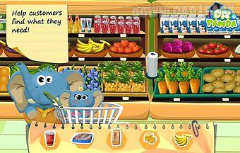 Dr panda supermarkt veritable
