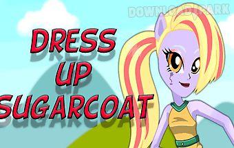 Dress up sugarcoat pony