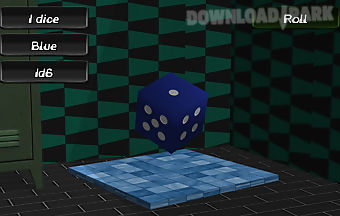 Fancy dice roller 3d