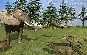 Forest wild life simulator 3d