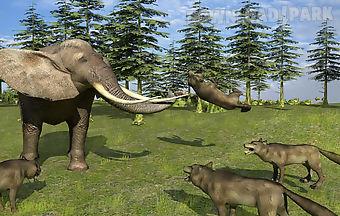 Forest wild life simulator 3d