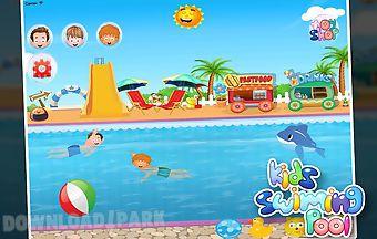 Kids swimming pool for boys