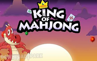 King of mahjong solitaire: king ..