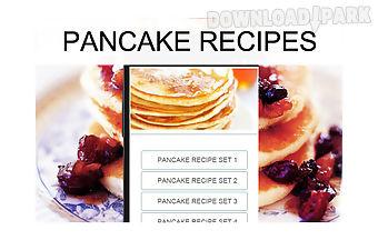 Pancake recipes food