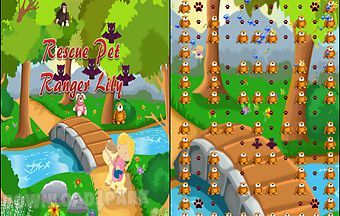 Rescue pet team ranger lily game..