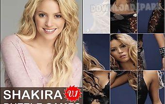 Shakira puzzle games