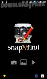 snapnfind - find difference