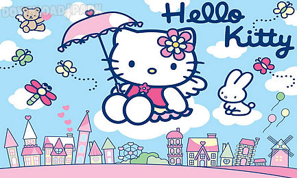 Wallpaper Hd Hello Kitty Android Anwendung Kostenlose
