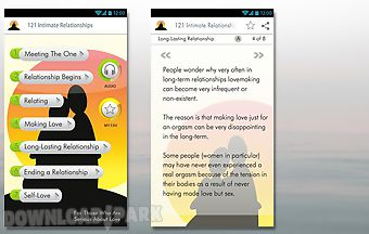 121 intimate relationships app