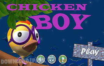 Chicken boy funny