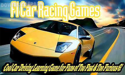 F1 Car Racing 3d Games Cool Driving Learning Hd Android Game Free
