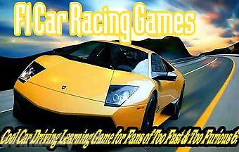 F1 car racing 3d games - cool dr..