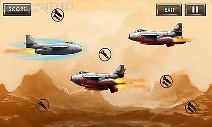 jet battle fighting