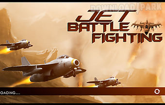 Jet battle fighting