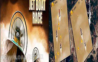 Jet boat race