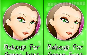 Makeup for green eyes free
