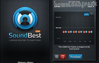 Soundbest: music player