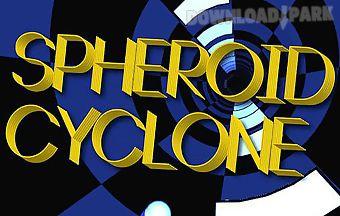 Spheroid cyclone