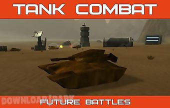 Tank combat: future battles
