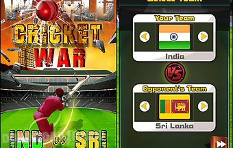 World cricket war ind vs sri fre..