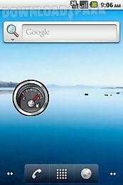 car battery widget