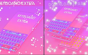 Keyboard extra color