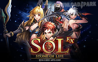 S.o.l : stone of life ex