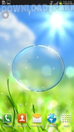 spring bubbles lwp