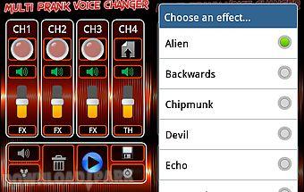 Voice changer (prank) 2