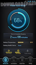 battery optimizer and widget