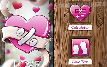 Love calculator: couple test