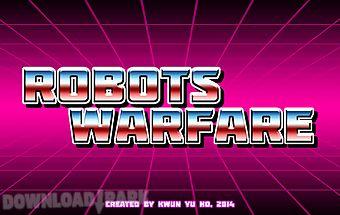 Robots warfare