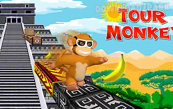 Tour monkey game