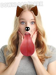 doggy face