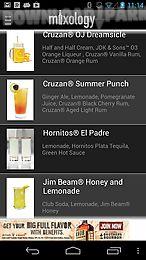 mixology™ drink recipes