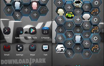 Next contact widget