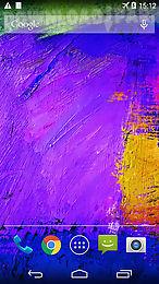 paint live wallpaper