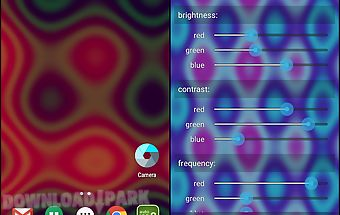 Plasma live wallpaper