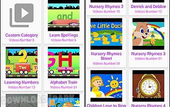 Preschool kids : sing & learn