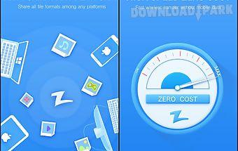 Zapya - file transfer, sharing