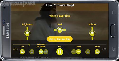 1080p video player